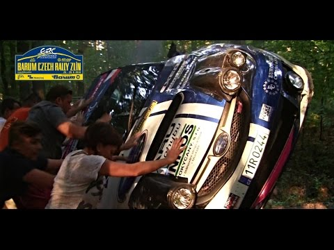 Barum Czech rally Zlín 2016 Maxx Attack