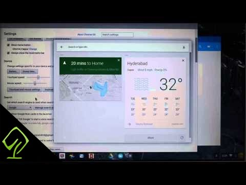 Tips, Tricks and Hidden Features of Chromebook Part 2 (Demo on Nexian Chromebook)