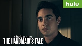 Max Minghella on Playing Nick • The Handmaid's Tale on Hulu