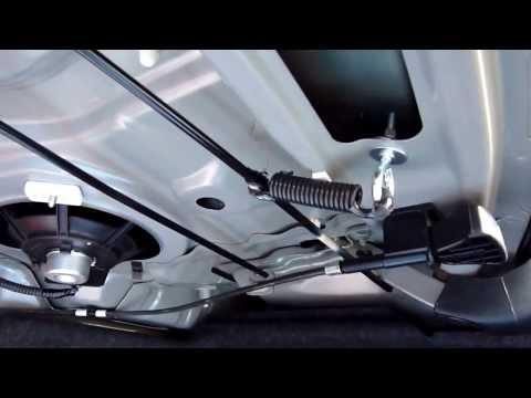 Багажник на honda civic фотка