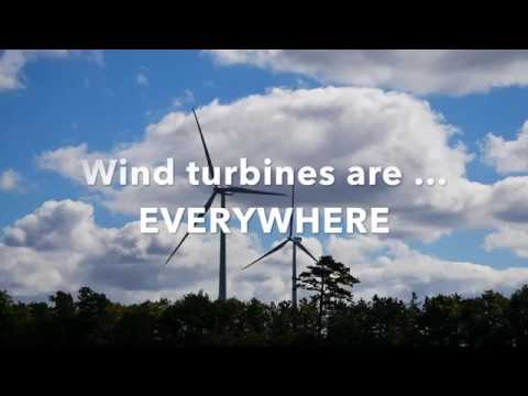 Tour a Local Wind Turbine with Mass Energy