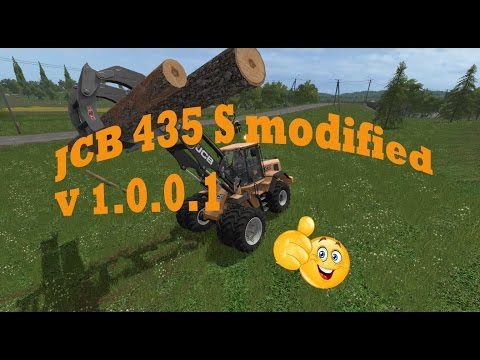 JCB 435 S modified v1.0.0.1