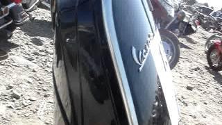 9. 130811 2009 Vespa LX150