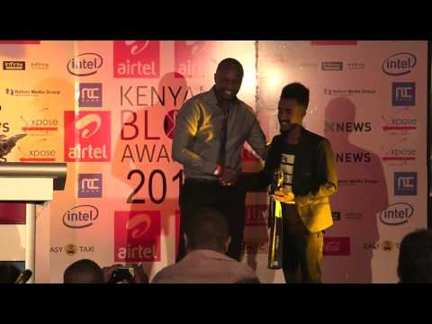 Recap of the Kenyan Blog Awards 2015