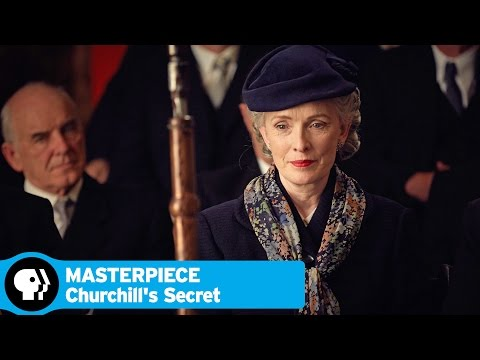 CHURCHILL'S SECRET on MASTERPIECE | Official Trailer | PBS