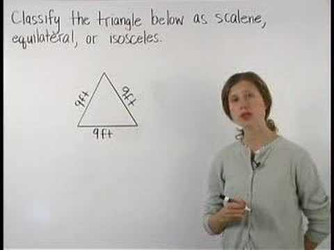 Equilateral Triangle Video