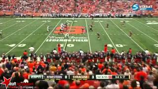 Venric Mark vs Illinois & Syracuse (2012)