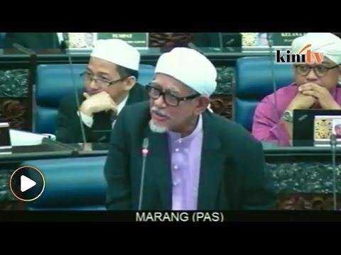 Ucapan penuh MP Marang bentang RUU355 di Parlimen 6 April 2017