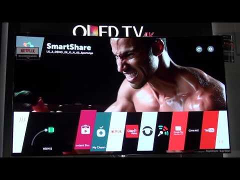 """Review del Televisor LG OLED 4K de 65"""""""