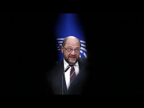 """Μάρτιν Σουλτς: """"Λαϊκίστικες οι αντιδράσεις τύπου Ουγγαρίας για τους πρόσφυγες"""""""