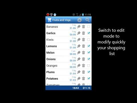 Video of Pocket Shopping