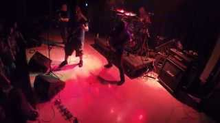 Cruciation - Chemical Holocaust - 08/03/14 Wow Hall, Eugene, OR