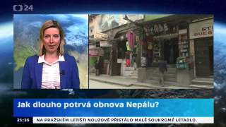 Jak dlouho potrvá obnova Nepálu?