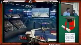 [Smash PhD II] Project M 3.6 Aisengobay [Falco] vs Bobesco [Fox] – Grand Finals