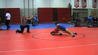 Sergio Orozco Raytown vs Gunnar Hahne Fort Osage 106 lbs