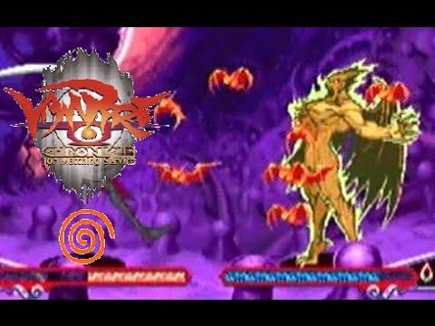 Vampire Chronicle Dreamcast