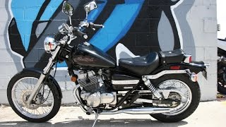 9. 2005 Honda Rebel 250 Motorcycle For Sale