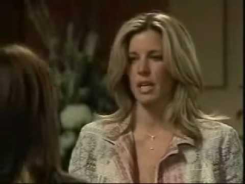 Robin Slaps Carly (видео)