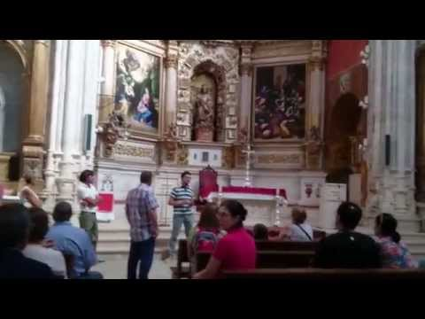 Monasterio de la Vid - Retablo