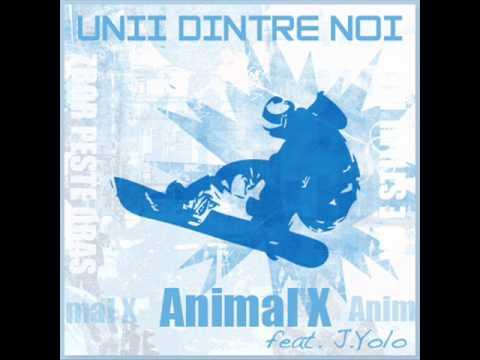 Animal x feat. J. Yolo - Unii dintre noi (partea cea mai tare a mel) (видео)