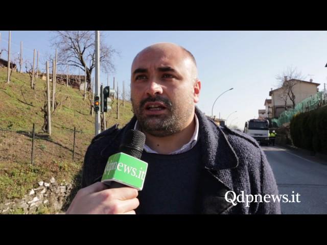 Valdobbiadene - Fuga di gas in via Erizzo