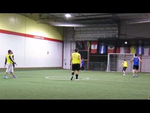 Miami Indoor Soccer Funny Bloopers