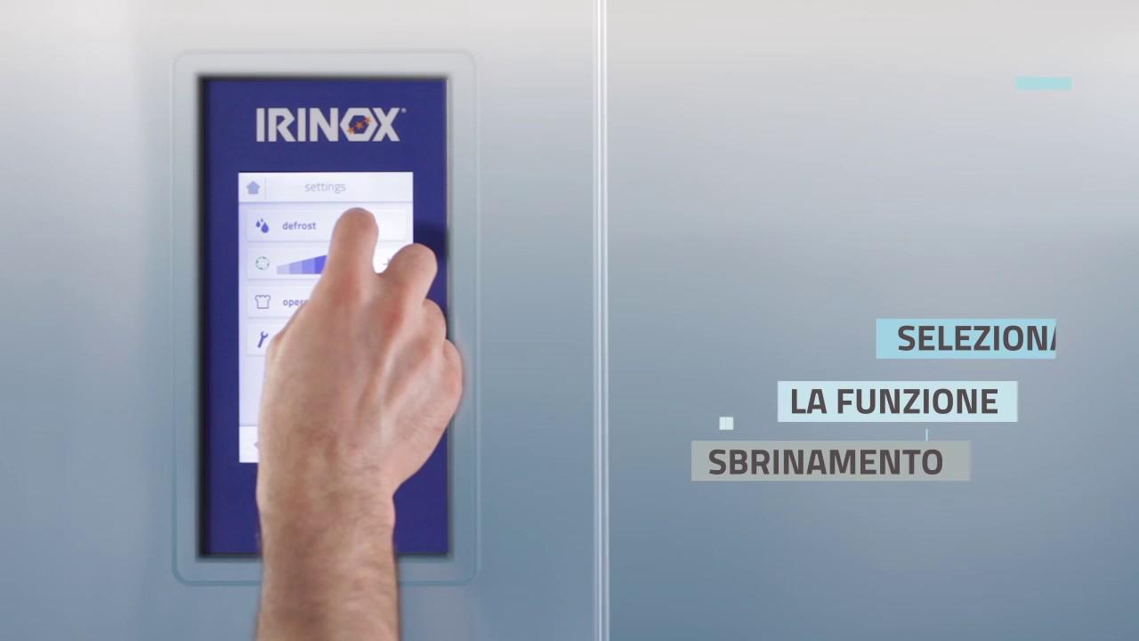 Irinox Multifresh MYA Tutorial - 09 Ciclo di sbarramento