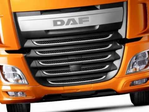 New DAF XF Euro 6