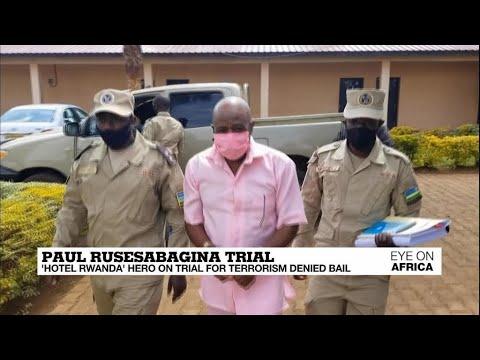 Paul Rusesabagina trial: 'Hotel Rwanda' hero on trial for terrorism denied bail