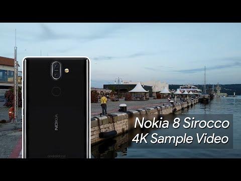 Nokia 8 Sirocco 4K Sample Video 2