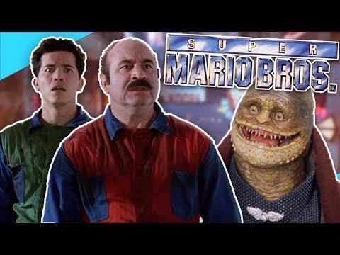 SUPER MARIO BROS: The Best Game Movie? - Diamondbolt