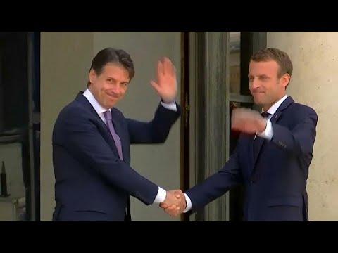 Italien / Frankreich: Diplomatische Krise - auch ein  ...