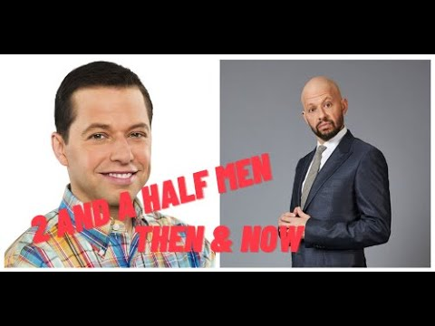 Two And A Half Men - Then & Now 2020