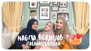 Download Video GIGI DI STYLING HIJAB SAMA ZASKIA & SHIREEN ,COCOK GA? MP3 3GP MP4