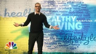 Bob Harper: The More You Know PSA on Health