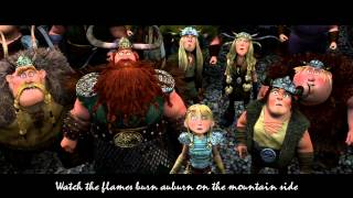 HTTYD 1 + 2 - I See Fire