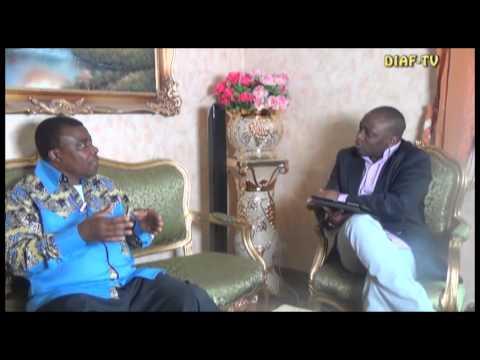 Dieudonn� Ambassa Zang sur Diaf-tv: la justice cam