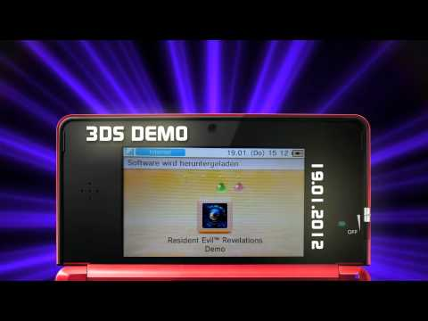 3DS DEMO Download - First European Footage - 19.01.2012