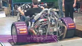 Eight Darwin Award Contenders, A Trike, And A Dyno: Video