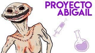 PROYECTO ABIGAIL: Primer EXPERIMENTO del AREA 51| Creepypasta | Draw My Life