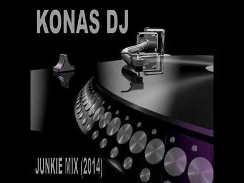 KONAS DJ – JUNKIE MIX (2014) (видео)