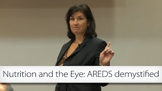 Nutrition and the eye: AREDS demystified