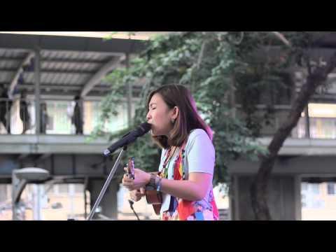 ไม่ต่างกัน 25 Hours (Ribbin cover Live at Thailand Ukulele Festival 2014) (видео)