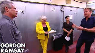 """YOU'RE FIRED!"" 