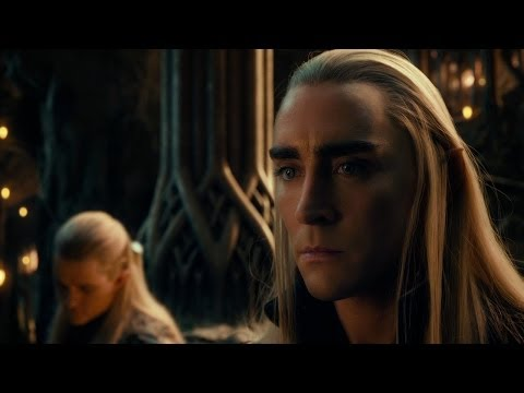 The Hobbit: The Desolation of Smaug Clip 'Your World Will Burn'
