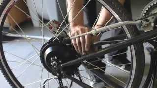 Transforma tu bicicleta a eléctrica