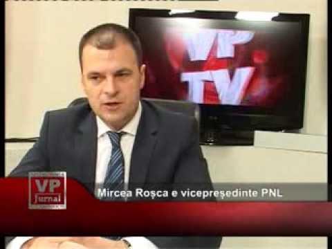 Mircea Roșca e vicepreședinte PNL
