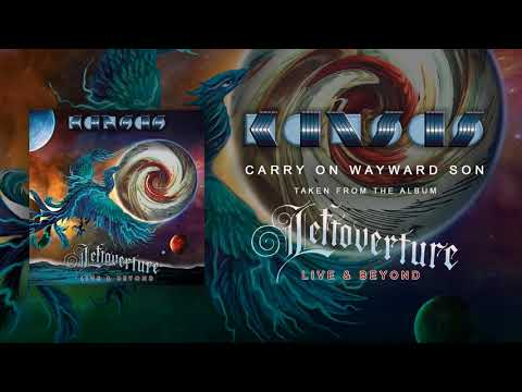 KANSAS - Carry On Wayward Son (LIVE IN US 2017) (Album Track)
