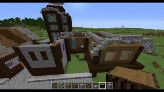 Building a Kingdom E5   Home Renovations - Minecraft