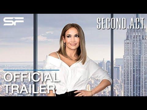 Second Act | Official Trailer ตัวอย่าง ซับไทย